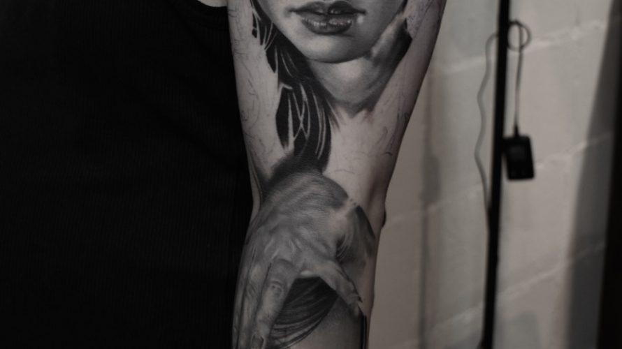 darkness tattoo